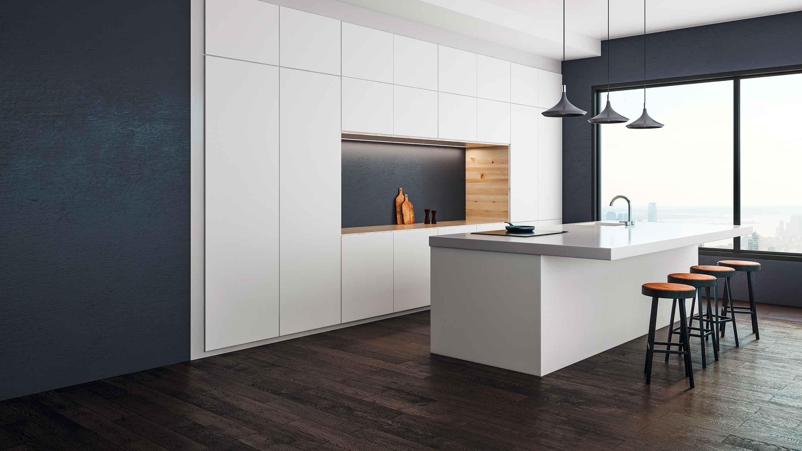 Ebenebild Vinylboden | Produkte Linien Premium | hochwertig Küche