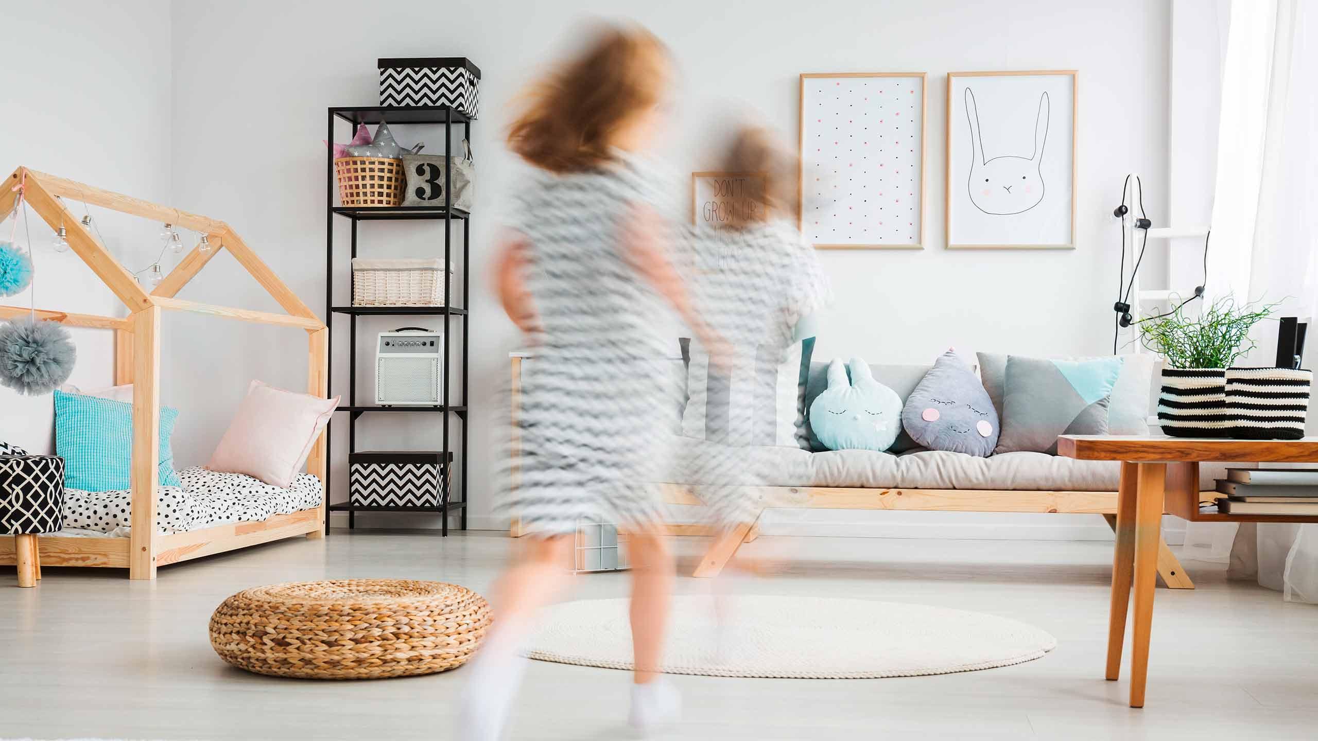 Ebenbild Vinyl Flooring | Standard Product Line | Family Living